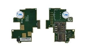 Sim SD Simkarte Reader Leser Slot Holder Flex für Sony Xperia M C1904 C1905