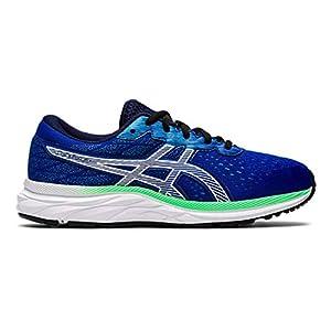 Asi Gel-Excite 7 GS Junior Running Trainers – Asi Blue/White