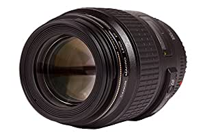 Canon EF 100mm f/2.8L IS USM Macro Prime Lens for Canon Digital SLR Camera (Black)