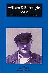 Queer par  William S. Burroughs