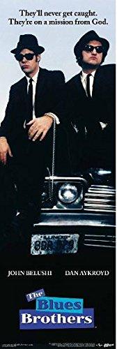 Blues Brothers poster Slim 30cmx91cm/30cmx91cm/30,5x 91,4cm