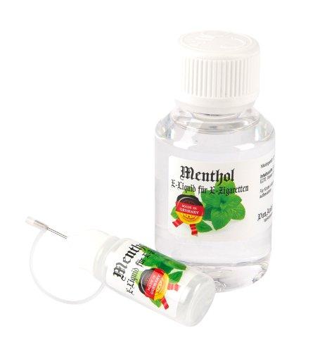 100ml VanAnderen® – MENTHOL – PREMIUM E-Liquid + Nadelcapflasche – mit Nikotin 0,0mg