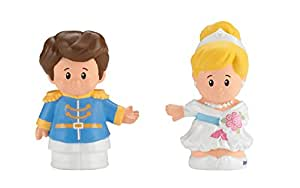 Fisher-Price Little People Disney 2 Pack: Cinderella & Prince Charming