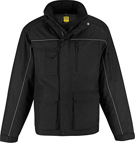 Shelter Pro Jacke - 230 g/m² - Unisex Black