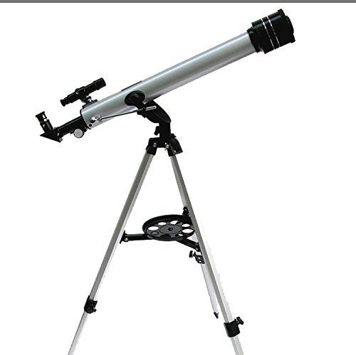 CWAIXXMM Einziger Zylinder HD Hohe Vergrößerung Astronomisch Teleskop Im Freien Stargazing Himmelskörper Ansicht Welt Doppelnutzen Beobachtungsspiegel Großer Durchmesser Bring Unterstützung
