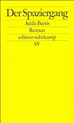 Der Spaziergang: Roman (edition suhrkamp)