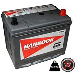 Hankook MF57029 Batterie de Voiture