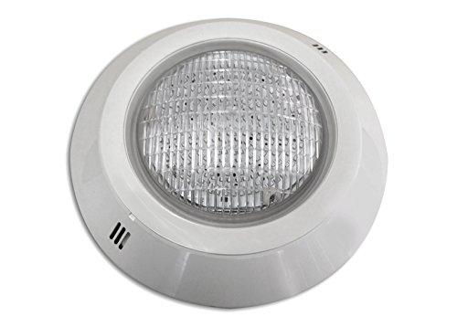 QP Produkte 500384FC–Extra Flach LED Farben Projektor mit Fernbedienung