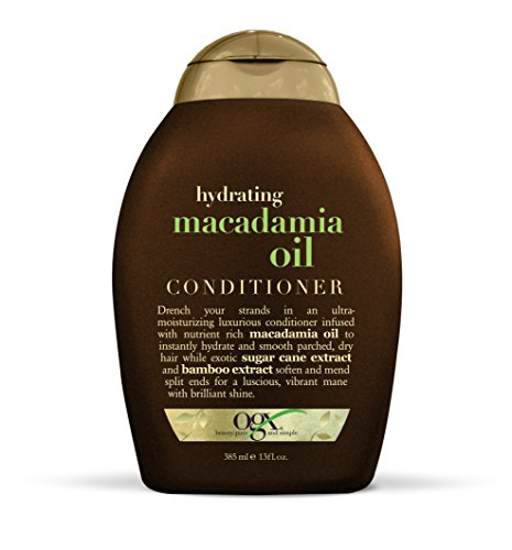Organix Macadamia Oil Conditioner, 385ml  available at amazon for Rs.688
