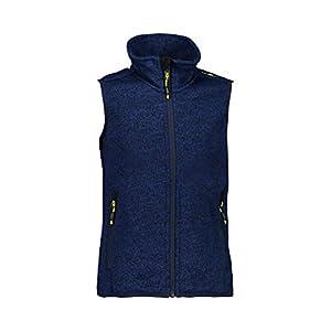 CMP Fleeceweste Weste Girl Vest dunkelblau atmungsaktiv wärmend Unifarben