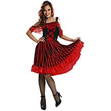 My Other Me - Disfraz de Can-can para adultos, talla S (Viving Costumes MOM00899)