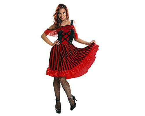 stüm Can-Can (viving Costumes) S (Cancan Kostüme)