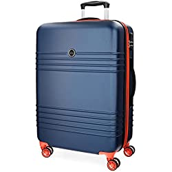 Roll Road India 5579262 Maleta, 69 cm, 74 Litros, Azul