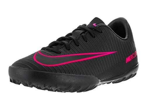 Nike Jr Mercurialx Vapor Xi Tf, Scarpe da Calcio Bambino Nero