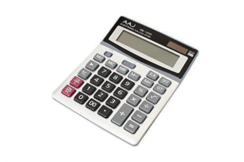 AAJ Brand New 12 Digit Desk Calc...