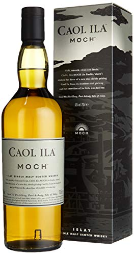 Caol Ila Moch Islay Single Malt Whisky (1 x 0.7 l)