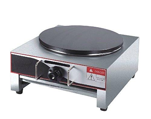 Hanchen - Marcador de Crepes Comercial, una Cabeza, para Tortitas de Gas