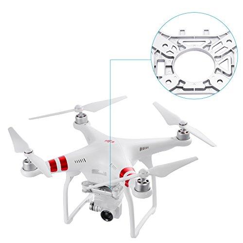 Neewer für DJI Phantom 3 Professional und Phantom 3 Advanced Quadcopter Kamera Anti Vibration Schock absorbierende Brett, Vibration Dämpfung Platte, ein Muss für Anfänger und Junior-Benutzer - 7