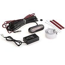 CARCHET® Sensor Radar Aparcamiento Pantalla LED Alarma para Aparcar Coche Auto