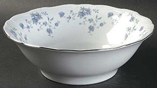 Johann Haviland Bavaria Blue Garland Vegetable Bowl by Johann Haviland Haviland Johann Blue Garland