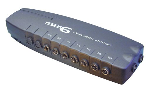 BEST BUY #1 SLX 4G 6 WAY AERIAL AMPLIFIER REVIEWS AND PRICE COMPARE UK