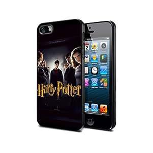 Case Schutzrahmen hülse Harry Potter HP03 Abdeckung für Iphone 4/4s Border Gummi Silikon Tasche Schwarz