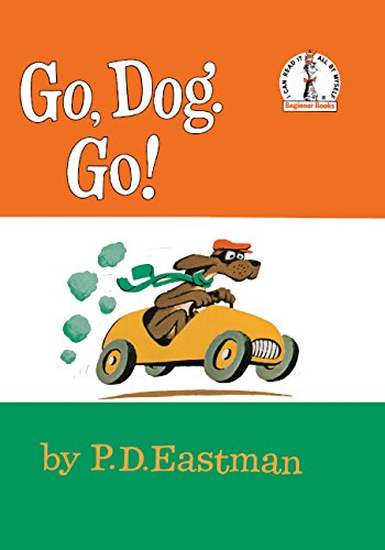 Go, Dog. Go! (I Can Read It All by Myself Beginner Books (Hardcover))