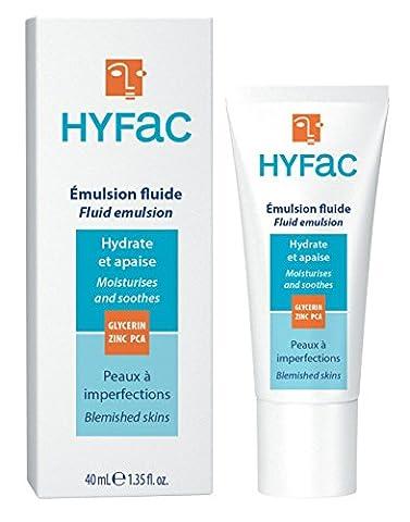 HYFAC Emulsion fluide hydratante et réparatrice - 40