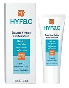 HYFAC Emulsion fluide hydratante et réparatrice - 40 ml