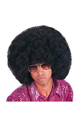 MEGA Afro Perücke Afroperücke 60er 70er Jahre Fasching