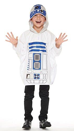 o Kinder Kostum Unisex Lange 56 cm 95660 (R2d2 Kostüm Kind)