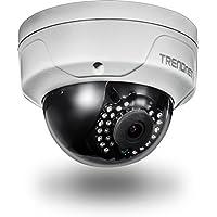 TRENDnet TV-IP315PI Caméra dôme réseau jour/nuit PoE 4 MP pour intérieur/extérieur