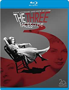 Three Faces of Eve [Blu-ray] [1957] [US Import]