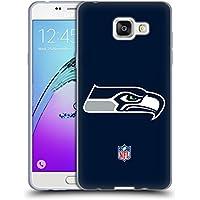 Officiel NFL Plaine Seattle Seahawks Logo Étui Coque en Gel molle pour Samsung Galaxy A5 (2016)