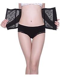 Toyobuy - Pantalón moldeador - Sin mangas - opaco - para mujer