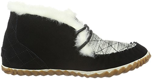 Sorel Out N About, Mocassins Femme Noir (Black 010)