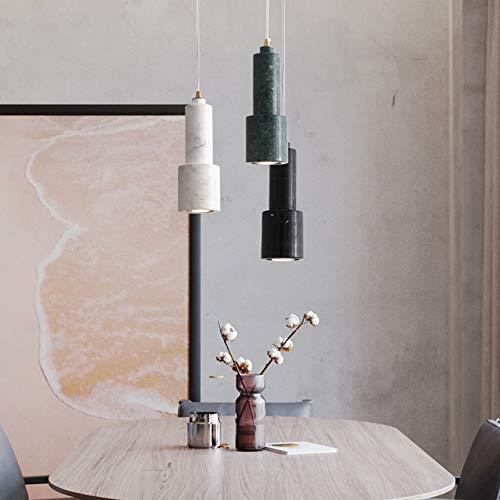 Warm Nordic Modernen Minimalistischen Marmor Esszimmer Kronleuchter Schlafzimmer Nacht Wohnzimmer Bar Veranda Korridor Gang Treppe Dekoration Led Deckenleuchte 19x26 cm Beleuchten Sie Ihr Zuhause -