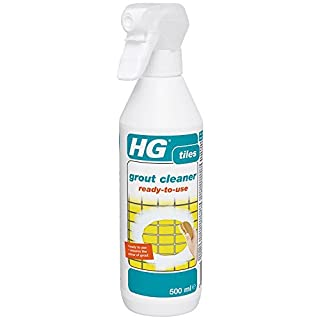 HG Grout Cleaner Ready-to-use 500 ml - is a Ready-to-use Tile Grout Cleaner for Floor and Wall Grout
