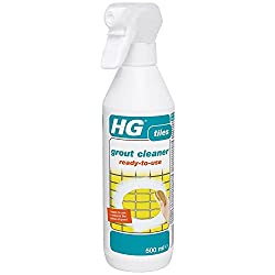 HG grout cleaner ready-to-use 500ML - A ready-to-use tile grout cleaner for floor grout, bathroom tile grout and wall grout.