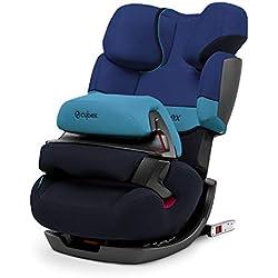 Cybex Pallas-Fix, Silla de coche grupo 1/2/3 Isofix, azul