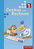 Denken und Rechnen - Ausgabe 2017 für Grundschulen in den östlichen Bundesländern: Schülerband 1