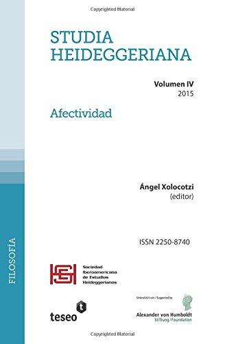 Studia Heideggeriana Vol. IV: 4