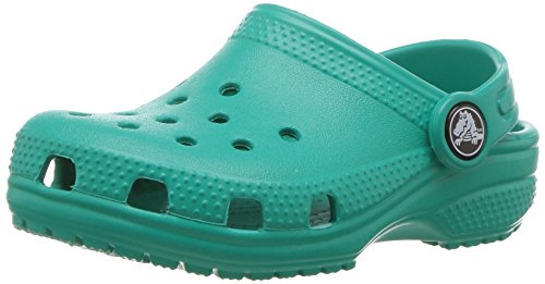 Crocs Classic Clog Kids-Unisex Kindern, Blau (Tropical Teal), 22-23 EU (C6 UK)