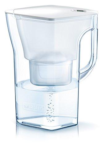 Brita Wasserfilter Navelia, inkl. 1 Maxtra+ Filterkartusche weiß