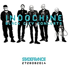 Indochine : Black City Concert