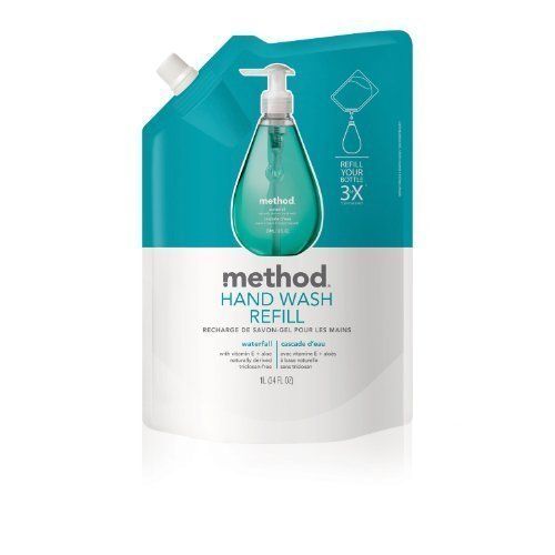 methed-gel-hand-wash-refill-waterfall-34-ounce-pack-of-2-by-method-products-inc-beauty-by-method