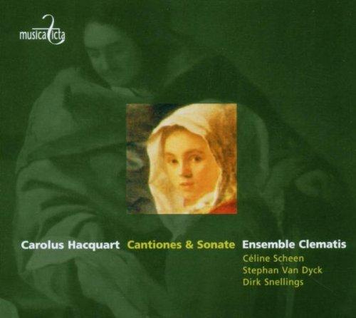 Carolus Hacquart: Cantiones & Sonate