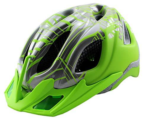 KED Certus/Pro/K-Star Fahrradhelm - (M, K-Star Green Matt)