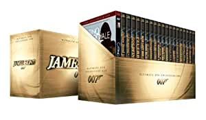 James Bond 007 – Collector's Box-Set Collector's Edition 21 DVDs