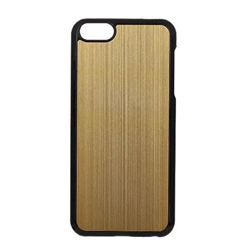 iPhone 5S Hülle, iPhone 5 Hülle, Lifeturt [ Gelb ] Luxus PU Leder Brieftasche Flip Case Cover Schütz Hülle Abdeckung Ledertasche mit Standfunktion Karteneinschub und Magnetverschluß Etui Flip Case für E02-Gelb